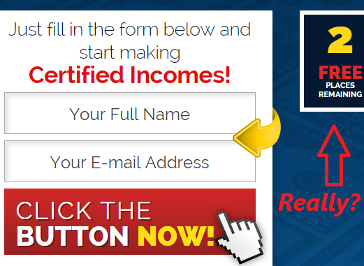 Income with binary options