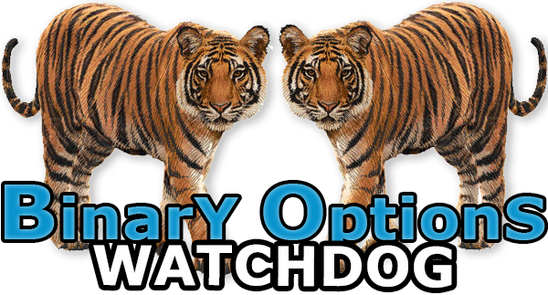 Binary Options WatchDOG Logo